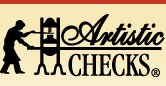 Artistic Checks Coupons