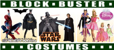BlockBuster Costumes Coupons