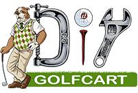 DIY Golf Cart Coupons