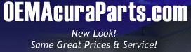 OEM Acura Parts Coupons