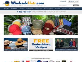 wholesalehats.com Coupons