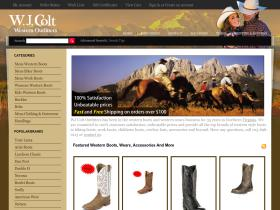 wj colt boots Coupons